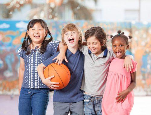 15 Spelletjes voor op het schoolplein